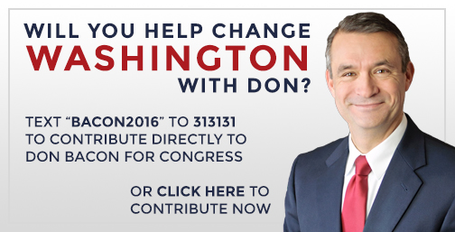 Contribute to Don's Campaign